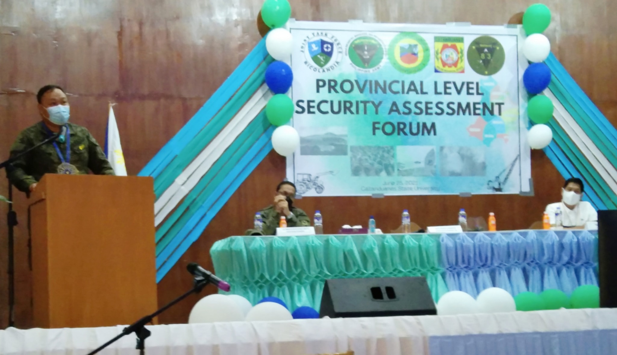 Phil. Army holds Provincial Level Security Assessment Forum
