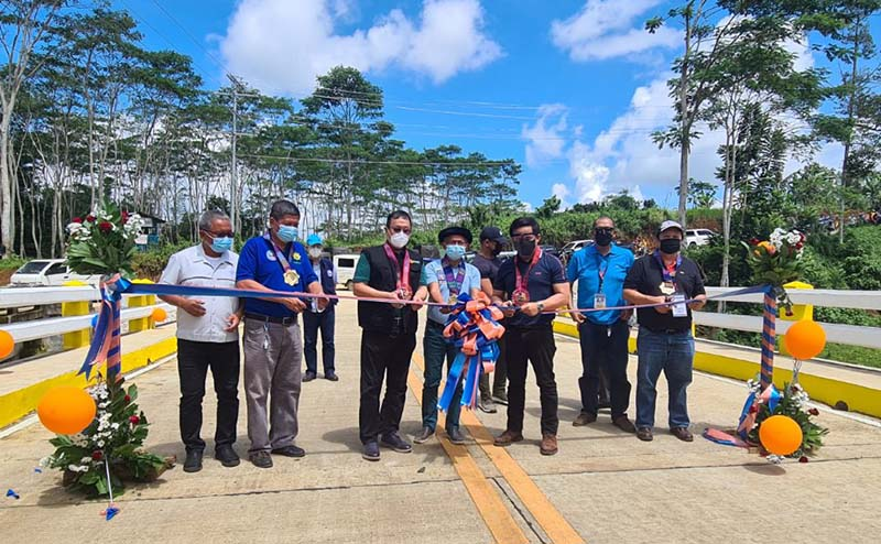 New Lilod Guimba Bridge, now open