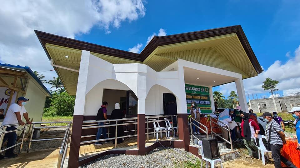 TFBM, BARMM open Rorogagus Barangay Health Station