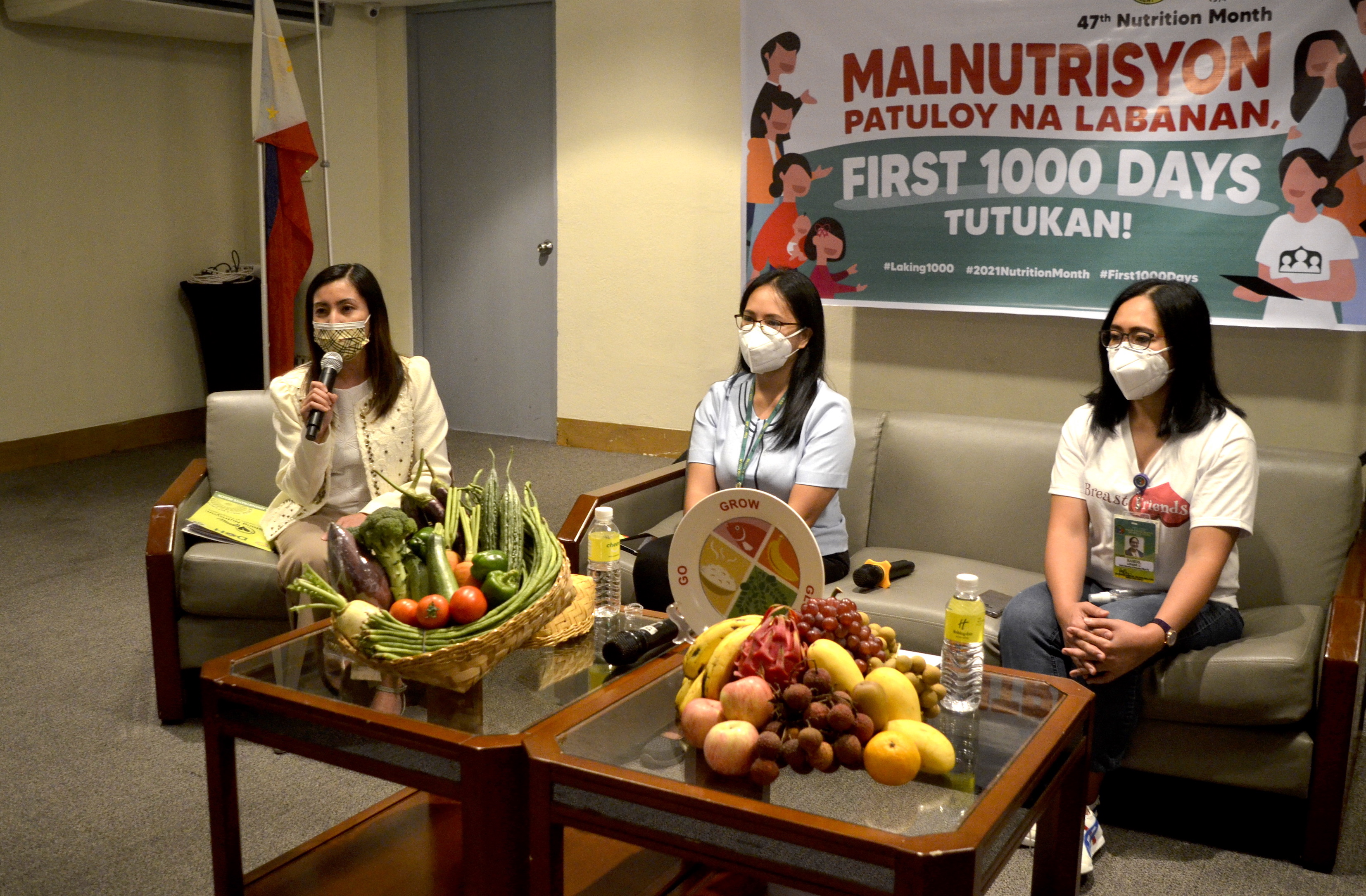 Nutrition Month 2021 Launching