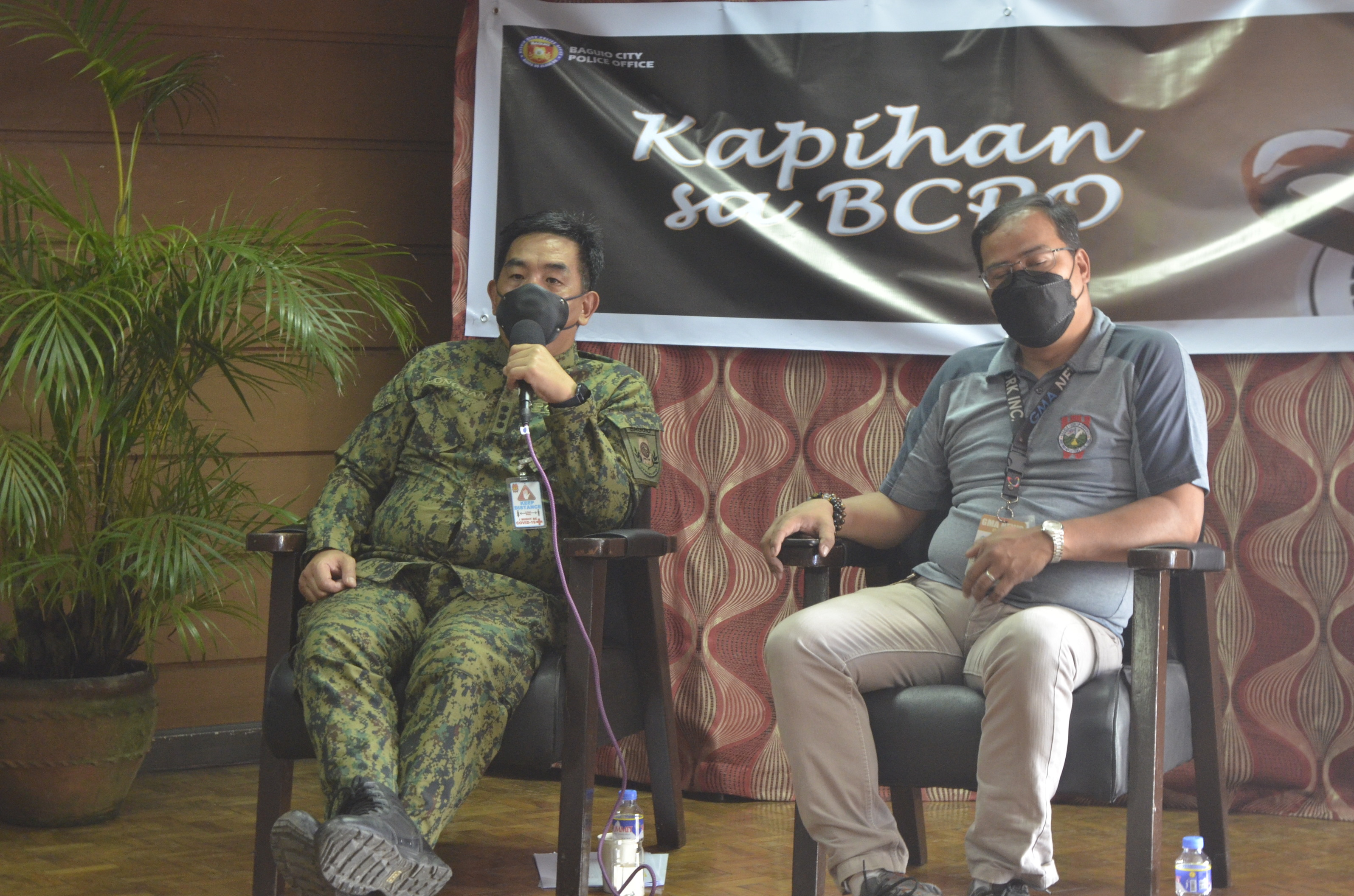 BCPO intensifies anti-illegal drugs campaign