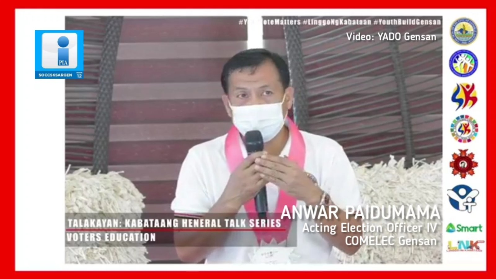 COMELEC Gensan naglunsad ng off-site voter's registration areas