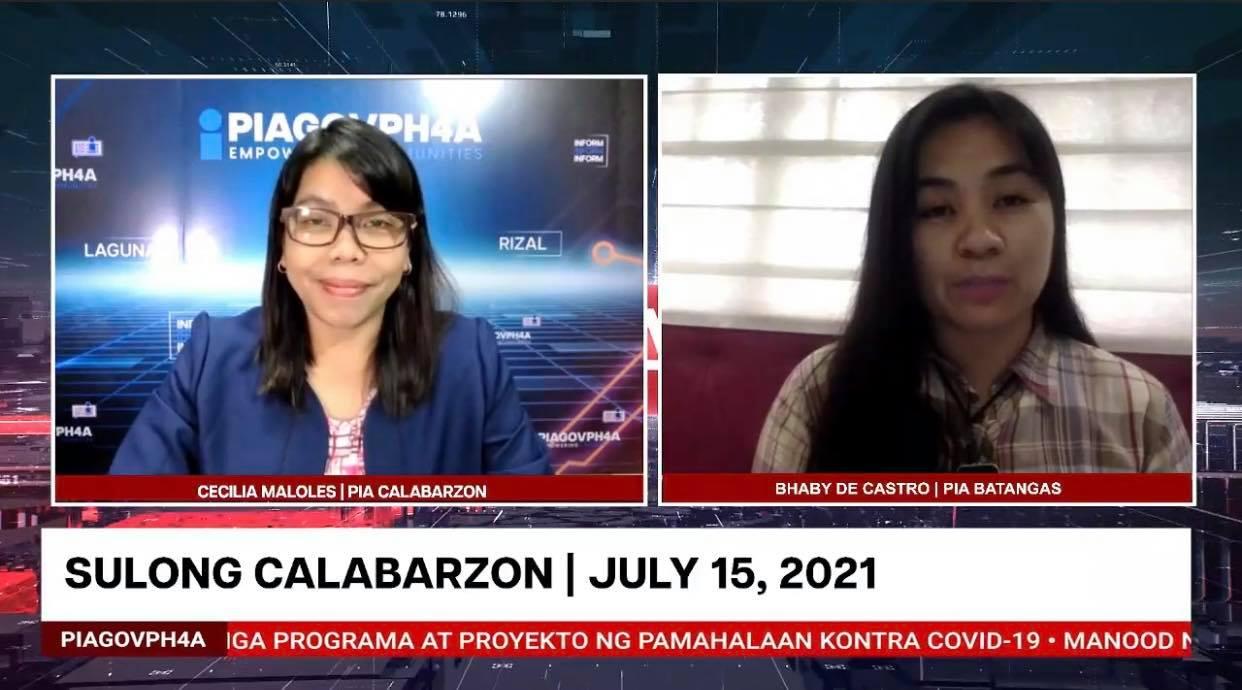 SULONG CALABARZON JULY 15, 2021