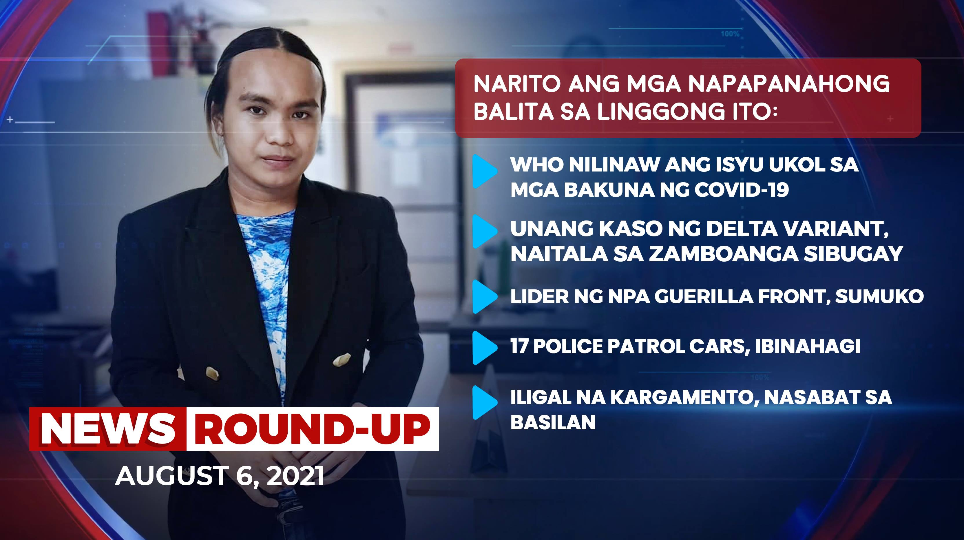 PIA-9 NEWS ROUND-UP | AUGUST 6, 2021