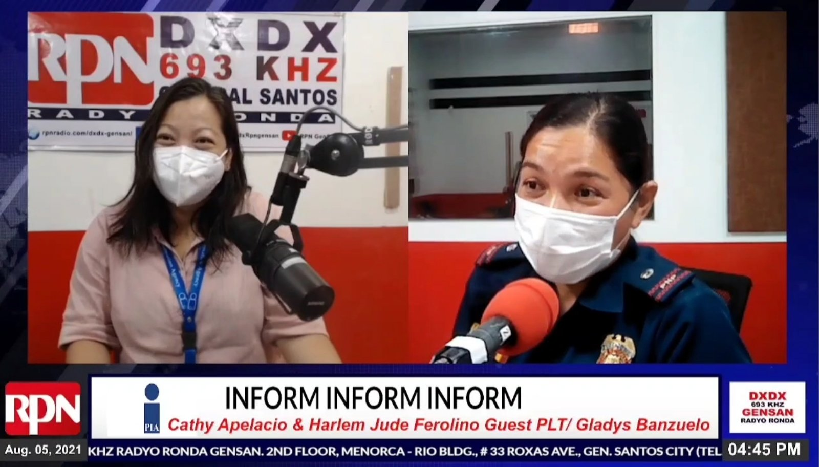 PRO XII reminds students and teachers on Anti-Bullying and Child Abuse